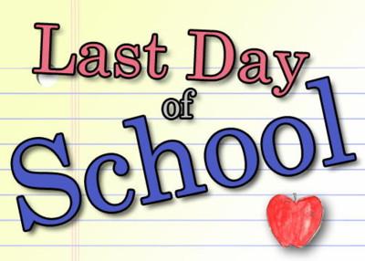 Last Day of School is June 16th - Leslie Middle School