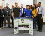 Students John Madland and Mihir Joshi Advance to National Science Competition